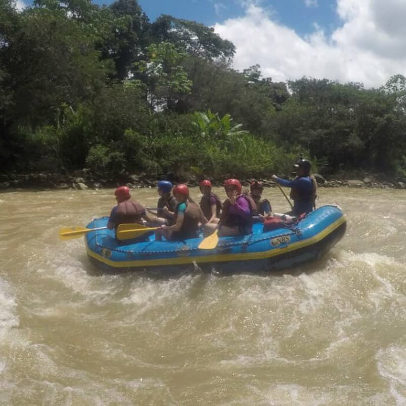 River Rafting in the Chiriqui Highlands (2)